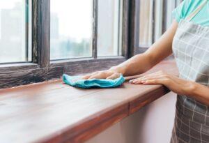 limpieza y desinfeccion en el hogar